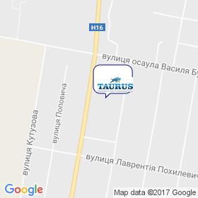 TAURUS TM на карте