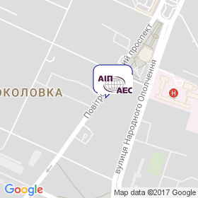 Ассоциация Инженерных Предприятий на карте