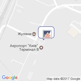 Арх-Юст-Проект на карте