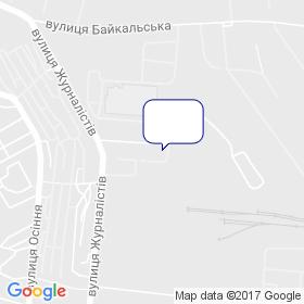 Украинские абразивы на карте