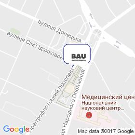 BAUMARKET на карте
