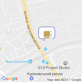 Мастер-Буд на карте
