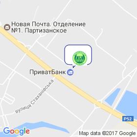 Баловский завод ЖБИ на карте