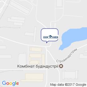 СКМ КИЕВ на карте