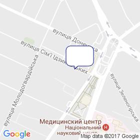 ФСК Будінвест на карте