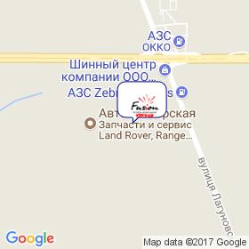 ФЬЮЖН ГРУППА КОМПАНИЙ на карте