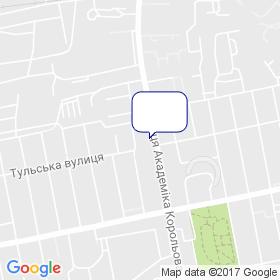 Гюмри на карте