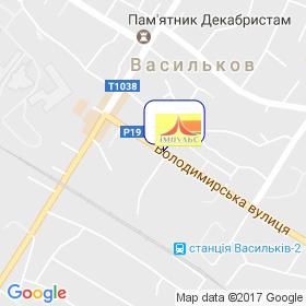 Импульс ООО ПКФ на карте