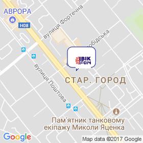 ИВИК-СИЧ на карте