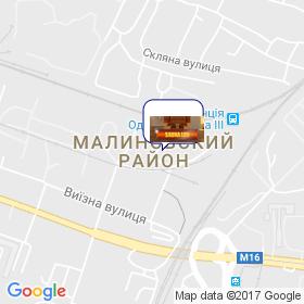 Мастер САУН на карте