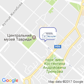 МастерОК на карте
