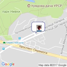 МКМ Констракшн на карте