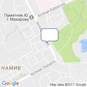 Никос-Центр на карте