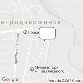 Олана ТГ на карте