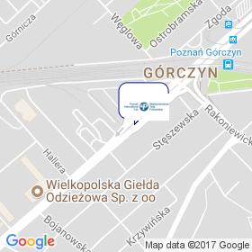Poznan International Fair Ltd. на карте