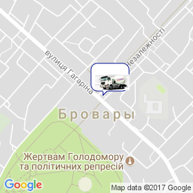 ПрофиБетон на карте