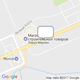 PROFIT на карте