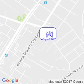 СтеклоПЛАСТ, НПП на карте