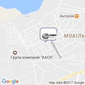 СТИЛВЕСТ на карте