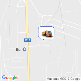 Торус-строй на карте