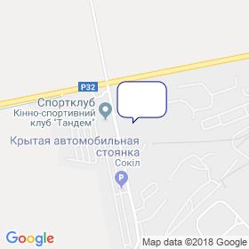 ТПК на карте