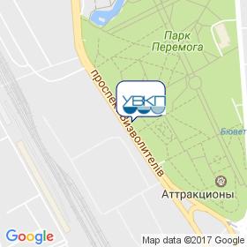 УкрНИИводоканалпроект на карте