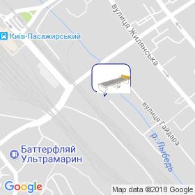 Яременко А.Н. на карте