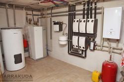 Снизить расход газа - модернизация систем отопления с большим потреблением газа
