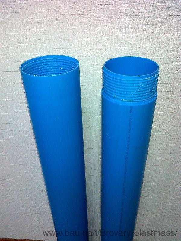 Трубы полимерные обсадные для скважин