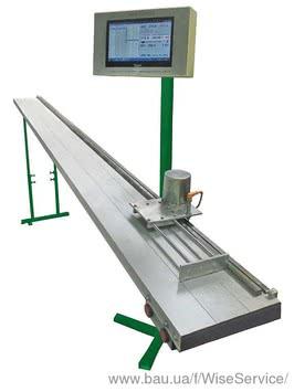 Рольганг измерительный автоматический ленточного конвейера типа во