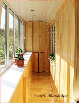 Шкаф на балкон в киеве. артикул:24624. купить или заказать р.