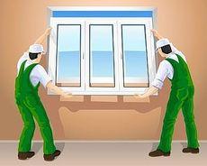 монтаж віконних конструкцій