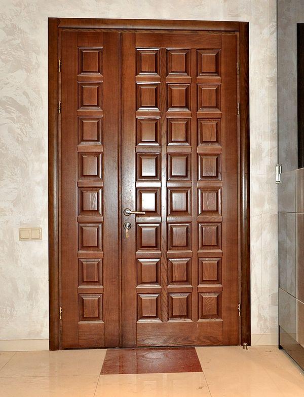 Деревянные двери всегда были и будут в моде. Дерево - это стильно, дорого и качественно.