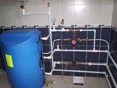 Проектирование внутренних систем водопровода и канализации для жилищного и производственного строительства.