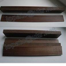 Пластинки (лопатки) вакуумного насоса MEC 8000 (цистерны JOSKIN)