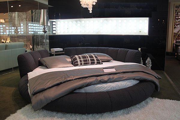 Купить круглую кровать Киев