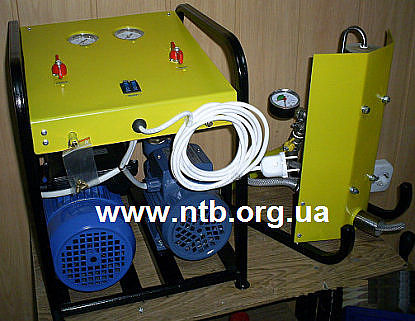 Установка для производства пенопласта ГЖУ-М-У