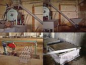 Продам б/у линию для производства пеноблоков (пенобетона) производительностью до 18 м3/смену