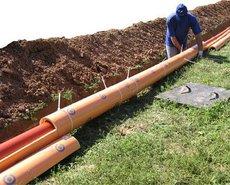 Работы по проектированию водопровода и канализации