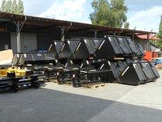 Ковши для телескопических погрузчиков JCB