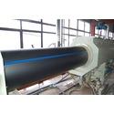 Производствиная линия полиетиленовых труб