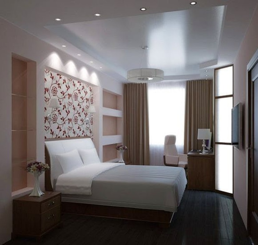 Дизайн зала и прихожей