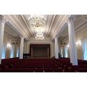 Оформление театров, кинозалов, актовых и конференц-залов.