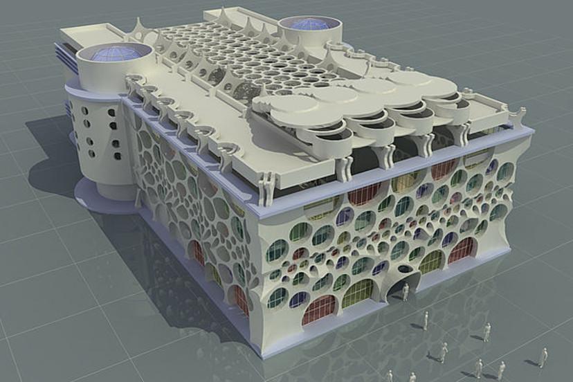 План открытия торгового центра