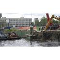 будівництво земляних гідротехнічних споруд