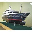 Модель мега-яхты CRN 60m `Blue Eyes`