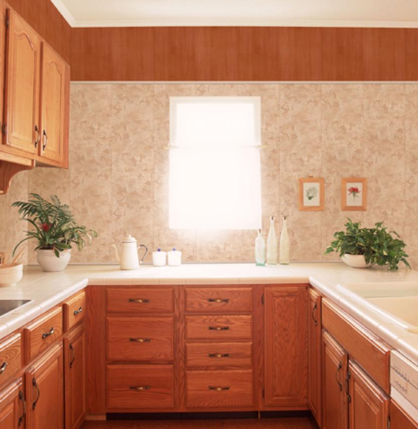 фото пластиковых панелей для кухни