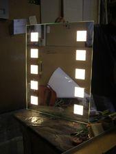 зеркало со скрытой подсветкой на светодиодах — ДекорСтекло
