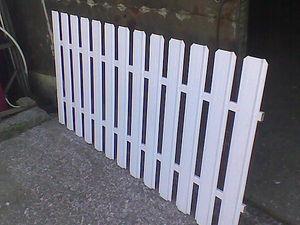 Штакетный металлический забор — Днепропрокат
