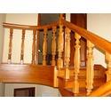 Лестницы, элементы лестниц из массива.